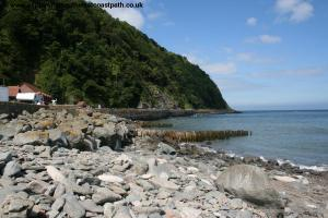 Lynmouth bay