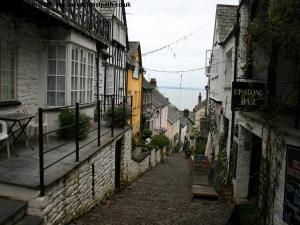 The main street, Clovelly