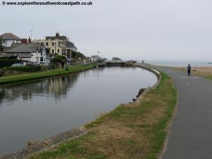 The Bude Canal