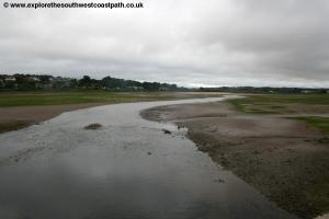 The Hayle Estuary at Lelant
