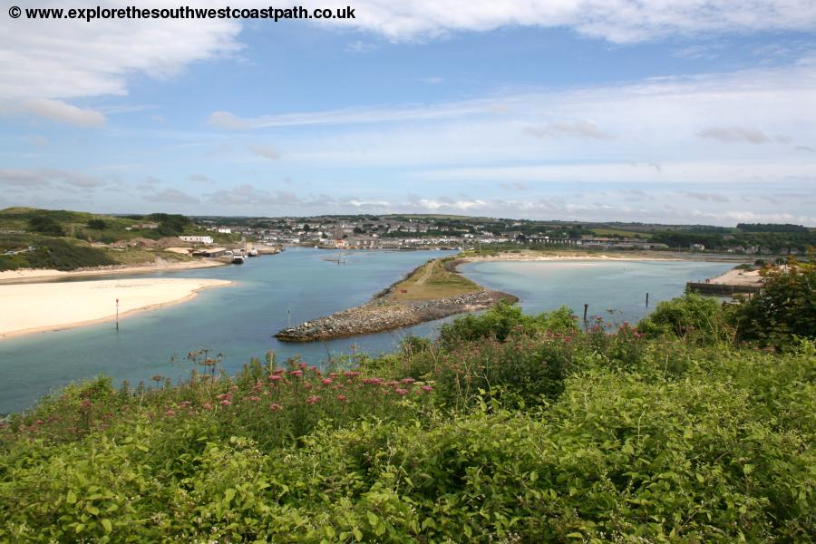 The Hayle Estuary
