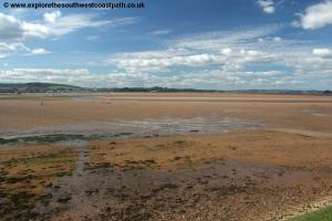 The Exe Estuary, Exmouth