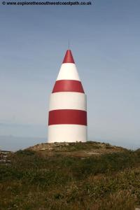 The Daymark on St Martins Head