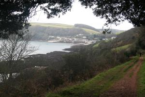 Nearing Kingsand
