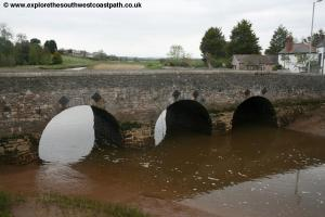 The Clyst Bridge