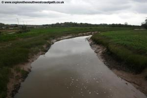 The River Clyst