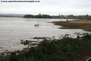 The River Exe at Exton