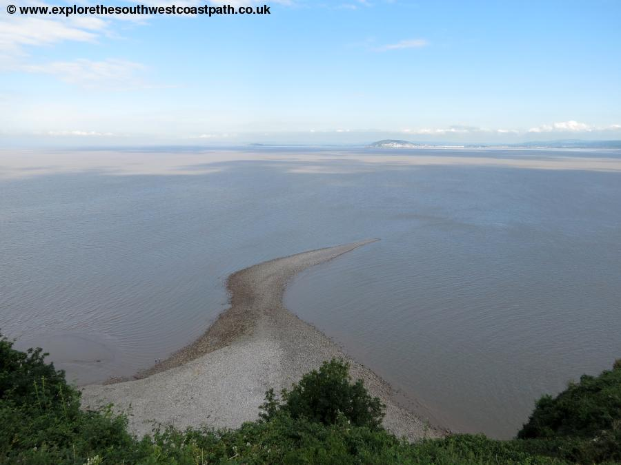 The Severn from Steep Holm