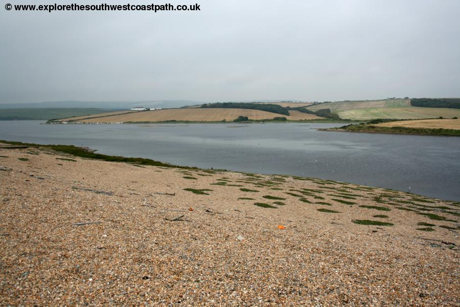 Chesil beach near Langton Herring