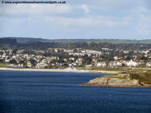 Falmouth from Place