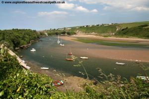 The Avon at Bantham
