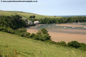 Looking back to Bantham