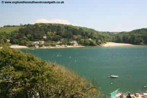 East Portlemouth and Salcombe Harbour