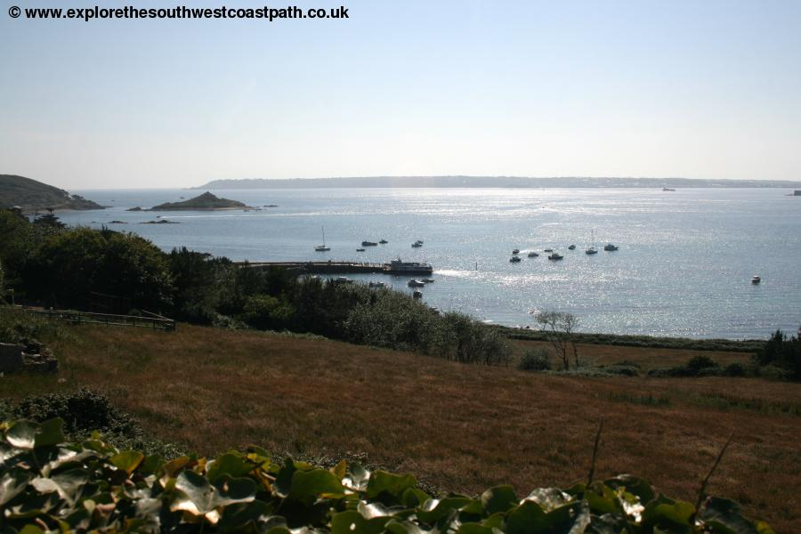 View over Herm