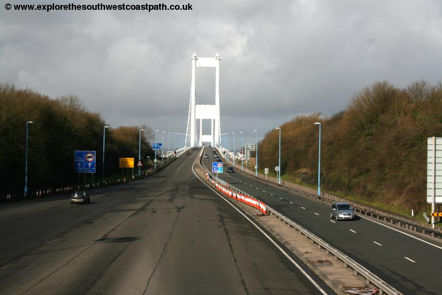 The Severn Bridge