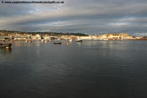 The Teign estuary