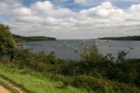Falmouth to Helford Passage