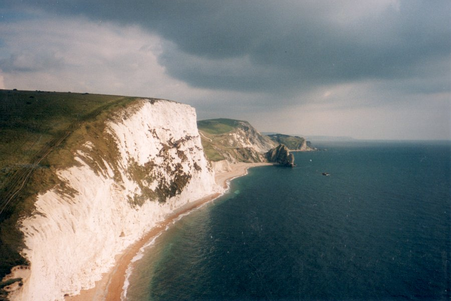 Swyre Head and Durdle Door