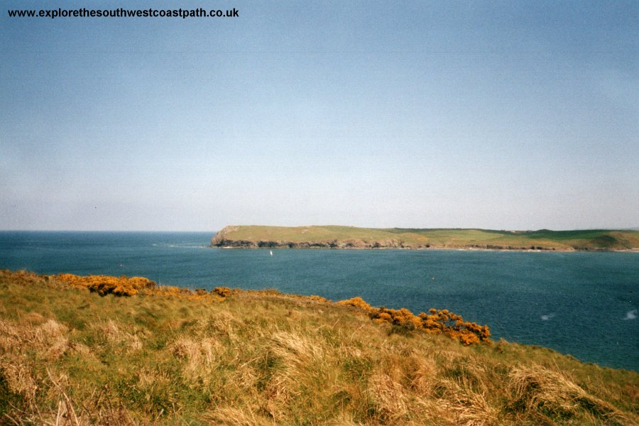 Pentire Point from Stepper Point
