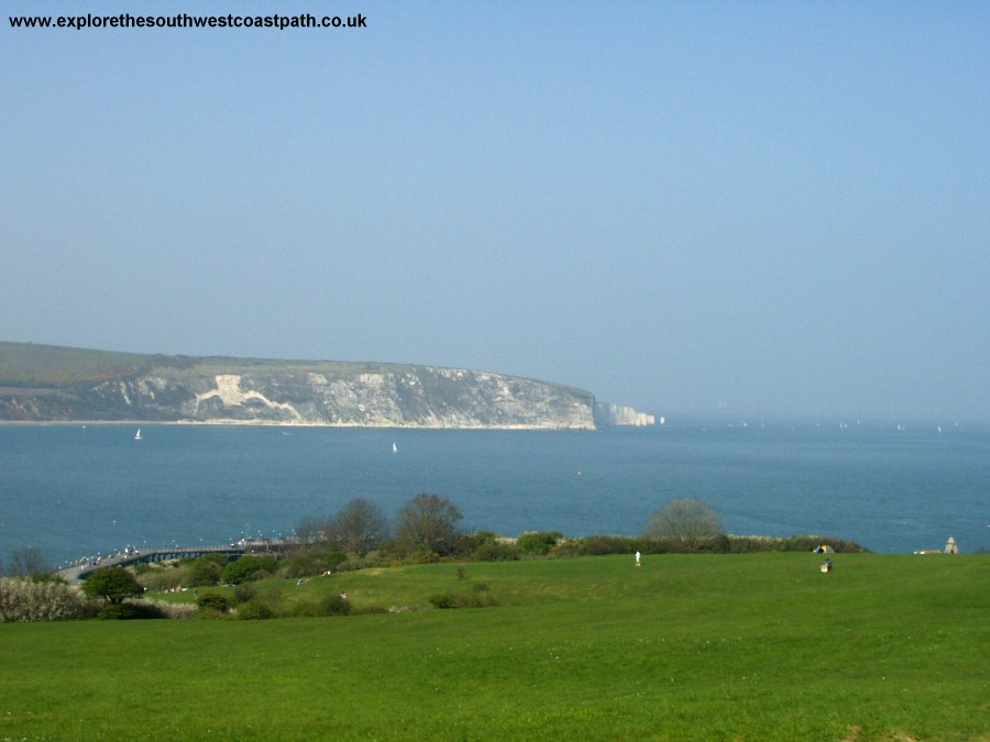 View from Peveril Point