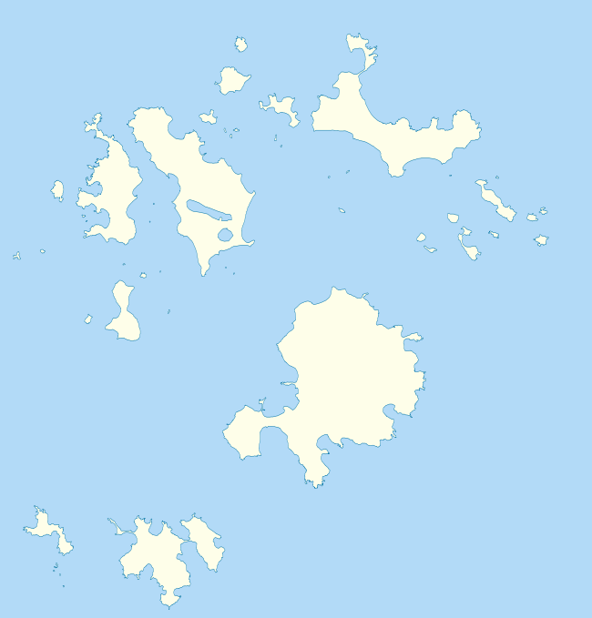 The Isles of Scilly