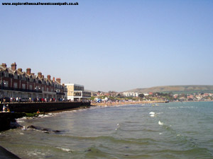 Swanage Sea Front