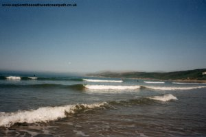 Surf at Woolacombe